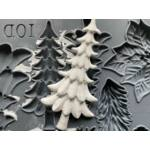 IOD BOUGHS OF HOLLY karácsonyi öntőforma