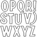 IOD - RETRO 30,5 x 30,5 cm pecsét