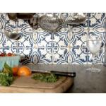CUBANO FIELD 30X30 CM - dekor pecsét