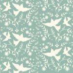 AS - Mexican Birds stencil