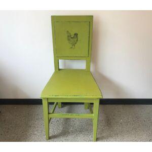 Zöld szék