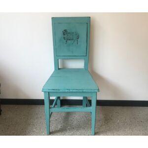 Türkiz szék