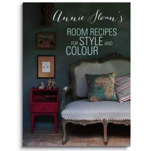 ROOM RECIPES - Annie Sloan könyv