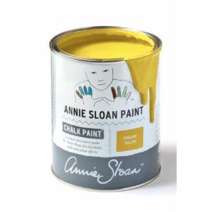 ENGLISH YELLOW - Annie Sloan Chalk Paint™ festék