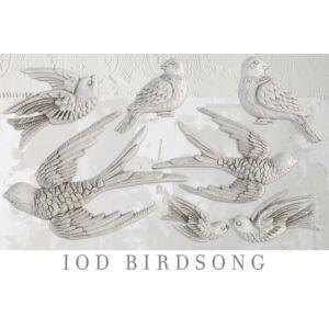IOD - BIRDSONG öntőforma