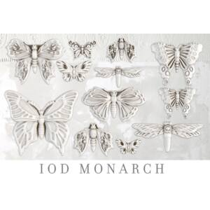 Monarch bútordísz öntőforma
