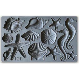 IOD Sea Shells öntőforma