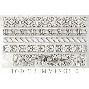 Trimmings 2 bútordísz öntőforma