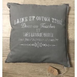 Laine Et Coton Tissé díszpárna