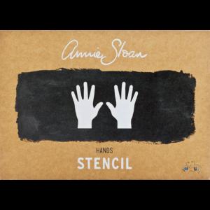 HANDS - stencil