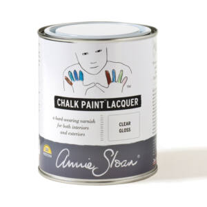 CHALK PAINT™ LACQUER CLEAR GLOSS - selyemfényű lakk