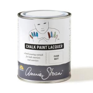 ANNIE SLOAN CHALK PAINT™ LACQUER CLEAR MATTE - matt lakk