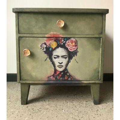 Frida Kahlo szekrény