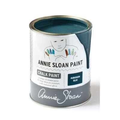 AUBUSSON BLUE - Annie Sloan Chalk Paint™ festék
