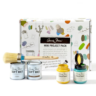 MINI PROJECT PACK - Annie Sloan Mini Chalk Paint™