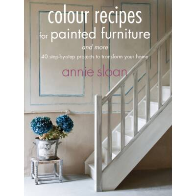 COLOUR RECIPES - Annie Sloan könyv