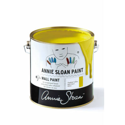 ENGLISH YELLOW - Annie Sloan Wall Paint™ falfesték