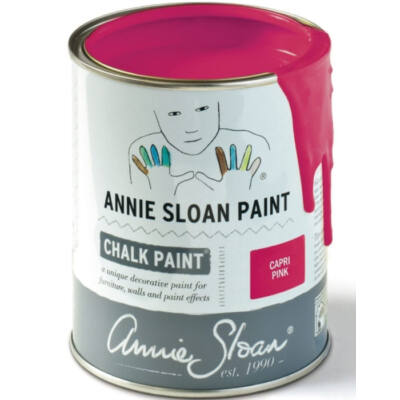 CAPRI PINK - Annie Sloan Chalk Paint™ festék