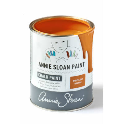 BARCELONA ORANGE - Annie Sloan Chalk Paint™ festék