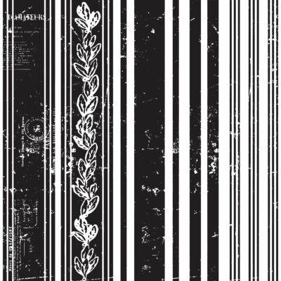 GRAINERY 30,5x30,5 CM - dekor pecsét